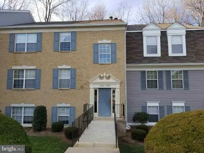 Woodbridge Townhouse For Sale: 12236 Stevenson Court #12236