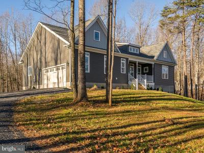 Culpeper County Single Family Home For Sale: 11474 Dutch Hollow Road