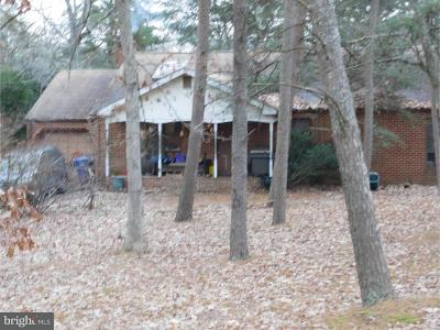 Tabernacle Twp Single Family Home For Sale: 68 Summit Drive