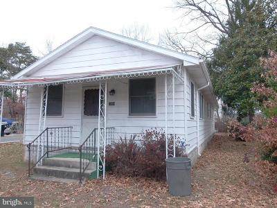 Shady Side Single Family Home For Sale: 1500 Callaway Drive