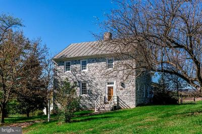Rockingham County Single Family Home Active Under Contract: 4713 Wengers Mill Road