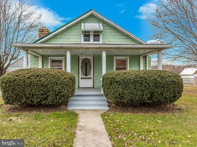 Thurmont Single Family Home For Sale: 25 W Moser Road