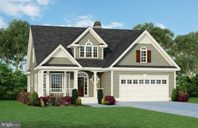 Martinsburg Single Family Home For Sale: Lot 5 Slonaker Ln