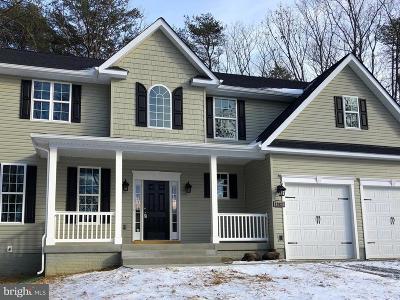 Spotsylvania Single Family Home For Sale: 12827 Plantation Drive