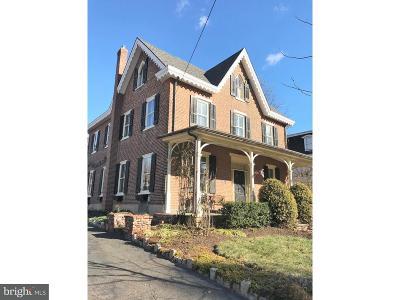 Collegeville Single Family Home For Sale: 947 E Main Street