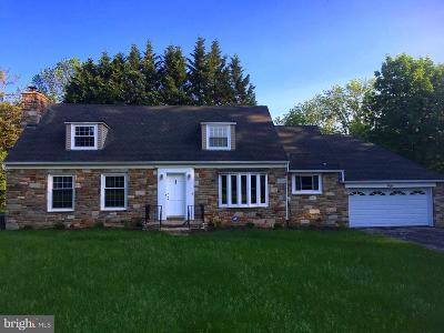 Towson Single Family Home For Sale: 502 Hampton Lane