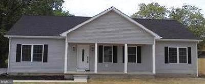 Hurlock Single Family Home For Sale: 4212 Hurlock Enm Road