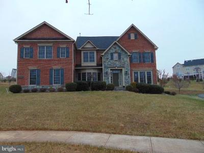 Clarksburg Single Family Home Active Under Contract: 12016 Tregoning Place