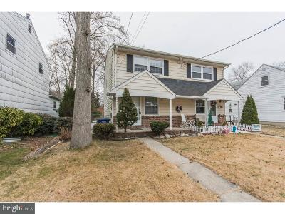 Maple Shade NJ Townhouse For Sale: $155,000