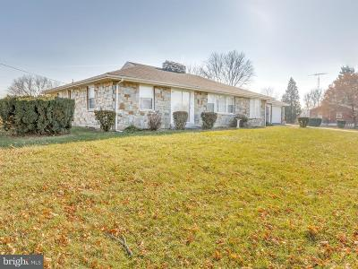 Martinsburg Single Family Home For Sale: 1000 Williamsport Pike