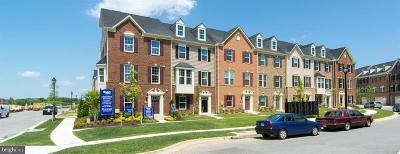 Greenbelt Townhouse Under Contract: 5300 Settling Pond Lane