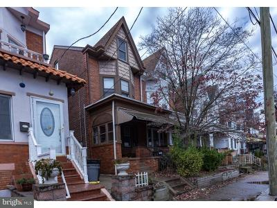 Trenton Single Family Home For Sale: 1225 S Broad Street