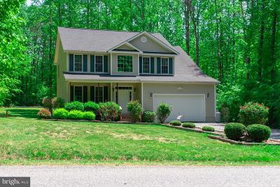 Bumpass VA Single Family Home For Sale: $324,900