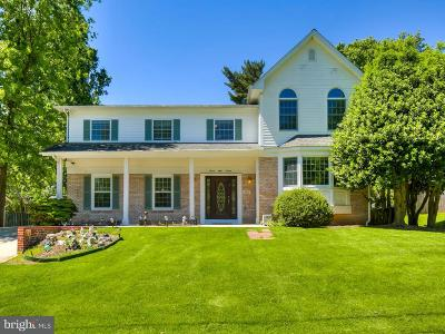 Potomac Rental For Rent: 11816 Milbern Drive