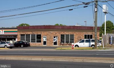 Fairfax Commercial For Sale: 3220 Old Lee Highway