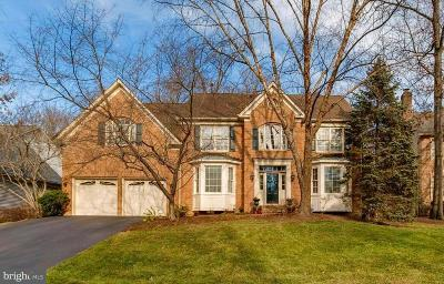 Herndon Single Family Home For Sale: 12712 Pond Crest Lane