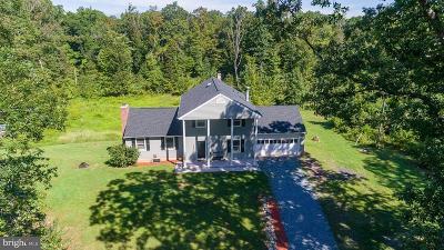 Fredericksburg VA Single Family Home For Sale: $329,500