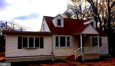 Joppa Single Family Home For Sale: 1003 Pine Road