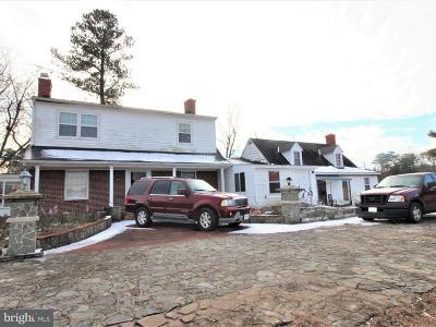 Hurlock Single Family Home For Sale: 6316 Cabin Creek Road