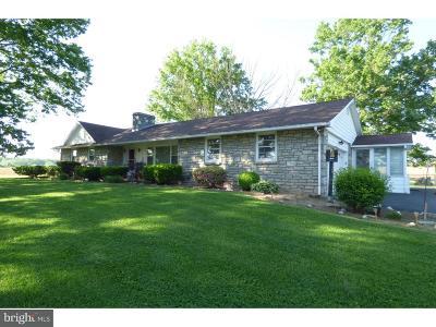 Harleysville Single Family Home For Sale: 528 Sumneytown Pike