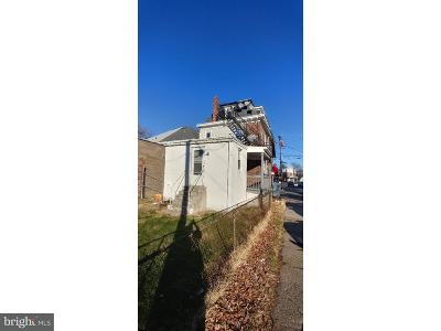 Trenton Multi Family Home For Sale: 901 Pennington Avenue
