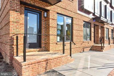 Alexandria Townhouse For Sale: 605 N N. Henry Street