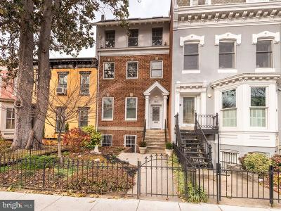 Logan Circle Single Family Home For Sale: 1443 S Street NW #2