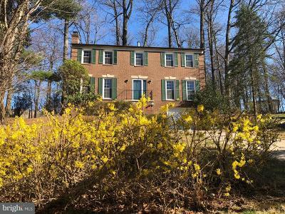 Rockville Single Family Home For Sale: 16829 Malabar Street