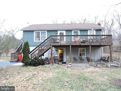 Harpers Ferry Single Family Home For Sale: 493 Harlow Road