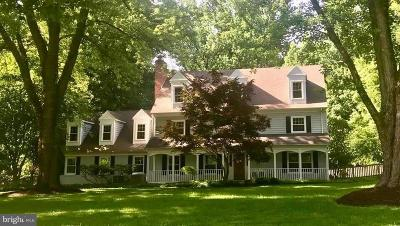 Potomac Single Family Home For Sale: 11120 Fawsett Road