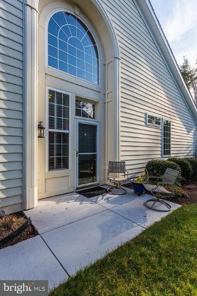 Laurel Townhouse For Sale: 7111 Piney Woods Place