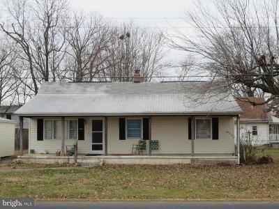 Fredericksburg Single Family Home For Sale: 1106 Thomas Lane