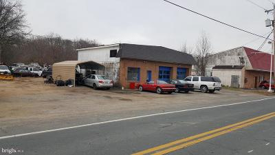 Charles County Commercial For Sale: 61 Glymont Road