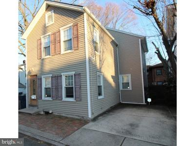 Hightstown Single Family Home For Sale: 109 Forman Street