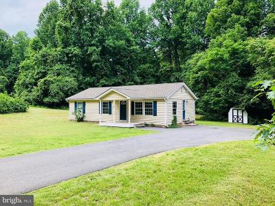 Prince Frederick Single Family Home For Sale: 2105 Grays Road