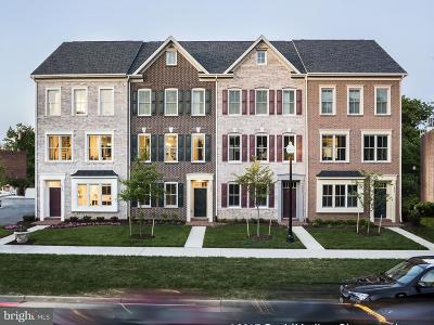 Alexandria Townhouse For Sale: 1369 Powhatan Street #LOT 3