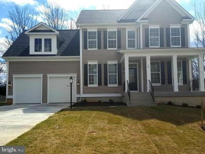 Fredericksburg City, Stafford County Single Family Home For Sale: Sutter Drive