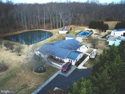 Hughesville Single Family Home For Sale: 16970 Teagues Point Road