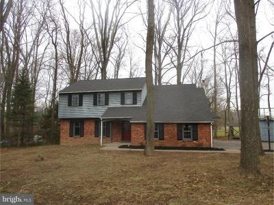 Doylestown Single Family Home For Sale: 49 John Dyer Way