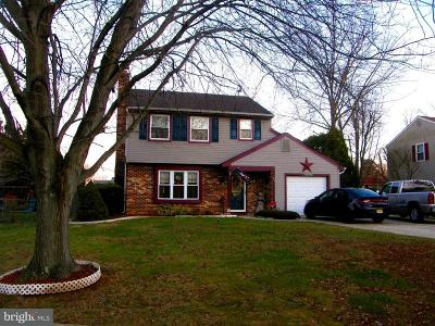 Westampton Single Family Home For Sale: 46 Dover Road