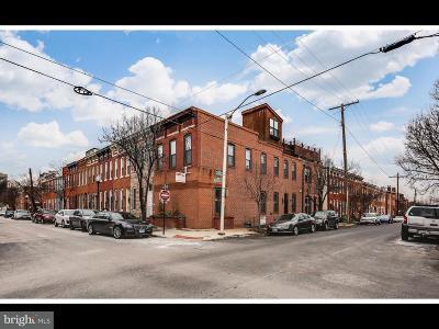 Baltimore Multi Family Home For Sale: 400 Cross Street E