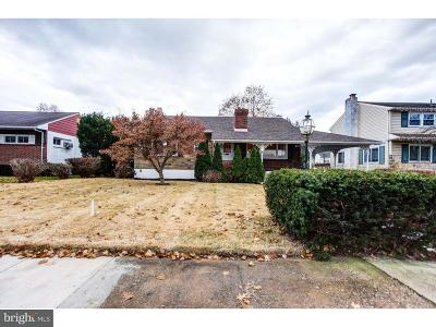Bristol Single Family Home For Sale: 2926 Lawnton Avenue