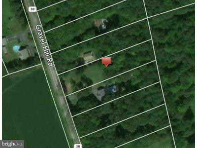 Georgetown Residential Lots & Land For Sale: 20211 Gravel Hill Road