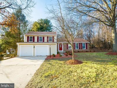 Columbia Single Family Home For Sale: 9800 Davidge Drive