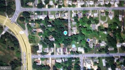 Residential Lots & Land For Sale: Birch Avenue