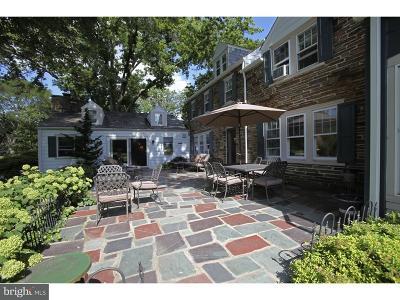 Bucks County Single Family Home For Sale: 30 W Sandy Ridge Road