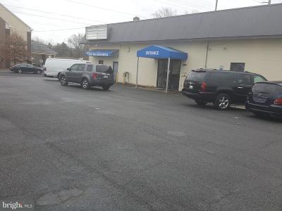 Manassas Commercial For Sale: 7614 Centreville Road