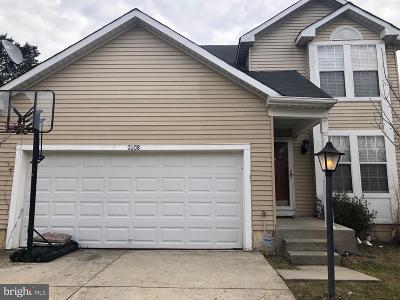 Upper Marlboro Single Family Home For Sale: 2108 Blaz Court