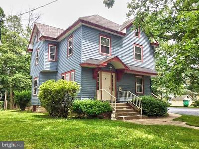 Pitman Multi Family Home Under Contract: 509 S Broadway