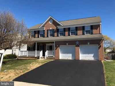 Joppa Single Family Home For Sale: 1613 Bridewells Court